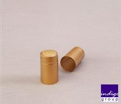 Capison termocontractabil D 30*55 mm Auriu